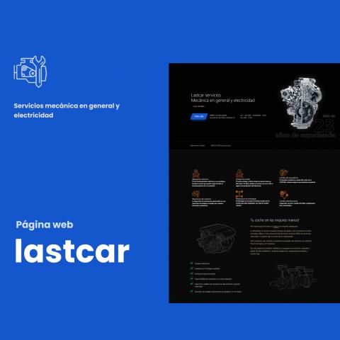 Lastcar.es – Página web