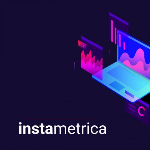 Instametrica – SEO and Design